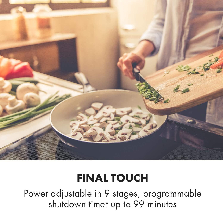 cocina de inducción de 10
